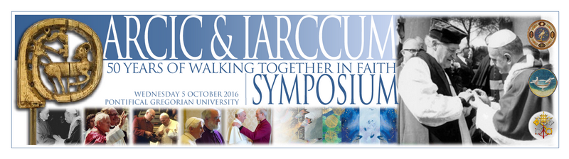 ARCIC & IARCCUM: 50 years of walking together in faith