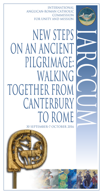 New Steps on an Ancient Pilgrimage: Walking Together from Canterbury to Rome, 30 September to 7 October, 2016