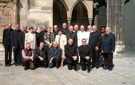 ARCIC II meeting in Vienna, July 2002