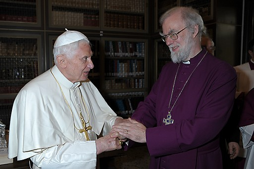 2006 Benedict XVI Williams Rowan