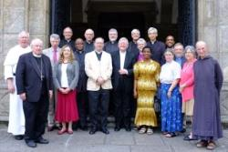 Members of the Anglican-Roman Catholic International Commission met in Rio de Janiero, Brazil from 29 April to 7 May, 2013. Photo: Vatican Radio