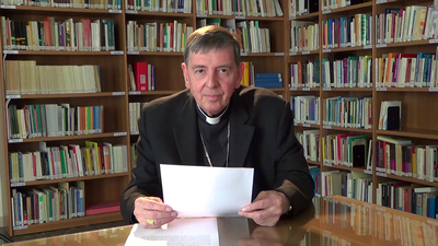 Cardinal Kurt Koch introducing the IARCCUM website