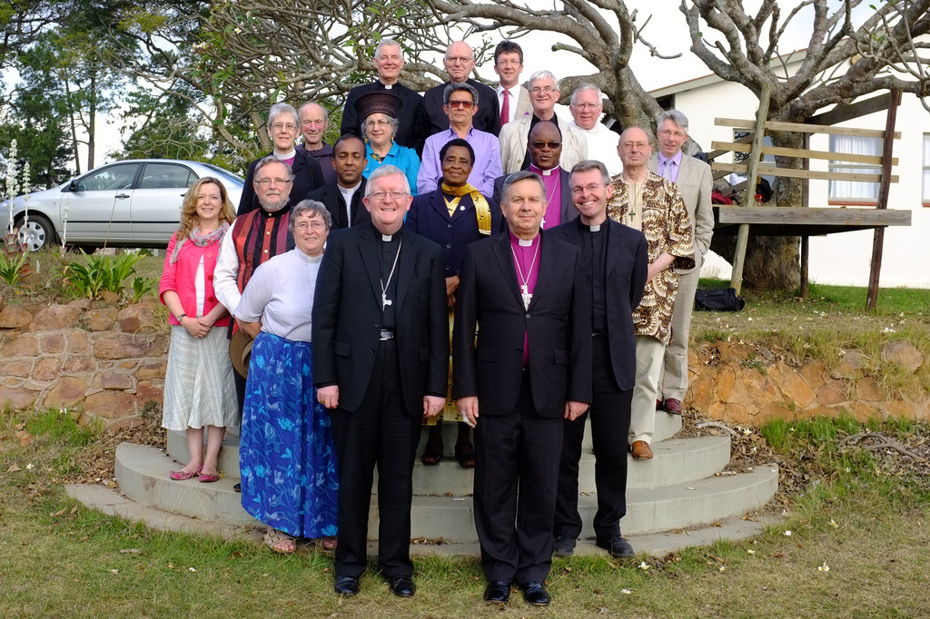 Members of ARCIC III meeting in Durban, South Africa in May 2014