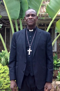 The Most Revd Josiah Idowu-Fearon