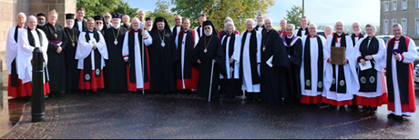 The International Commission for Anglican-Orthodox Theological Dialogue meeting in Armagh