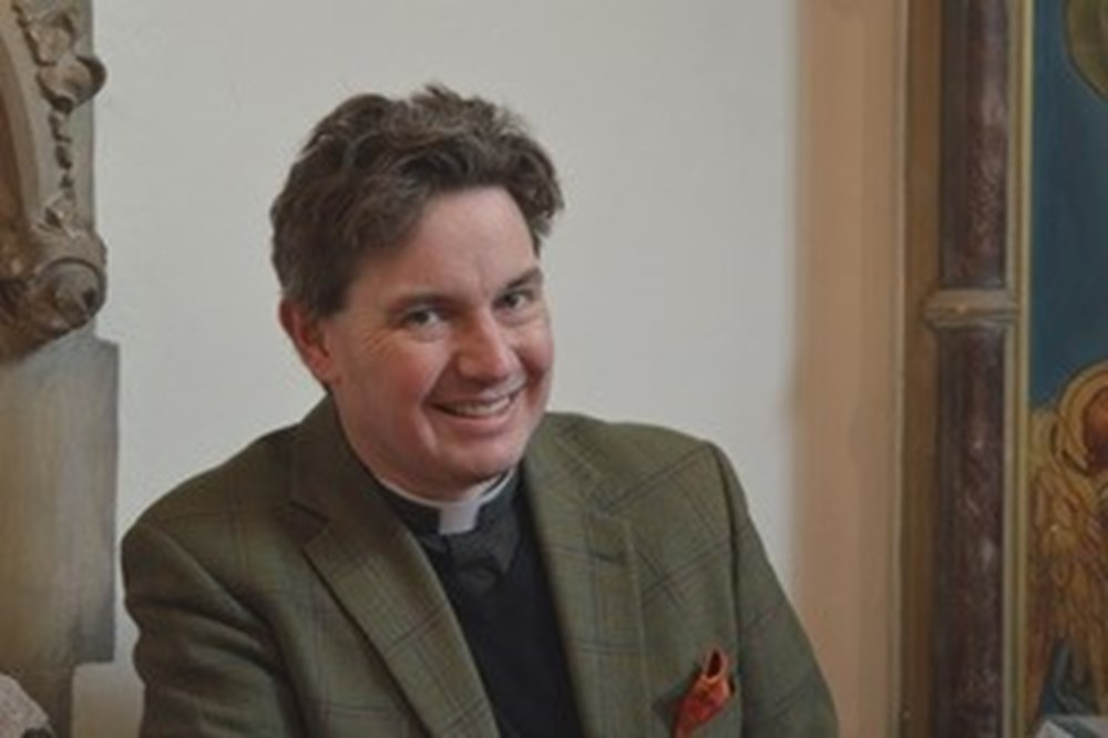 Revd Dr Will Adam, Ecumenical Adviser to the Archbishop of Canterbury and Ecumenical Officer at the Council of Christian Unity (CCU)