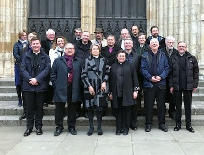The seventh international meeting of the Malines Conversations Group took place in York, UK, between Sunday 24th March and Thursday 28th March 2019
