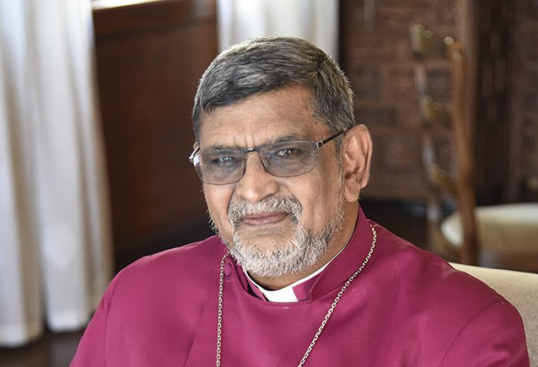 Archbishop Ian Ernest was appointed as the new Director of the Anglican Centre in Rome in 2019
