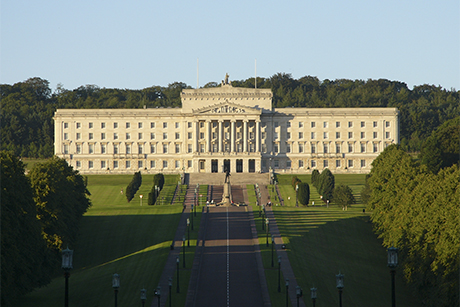 Stormont, the home of the Northern Ireland Assembly, which has been suspended since January 2017. Photo: Robert Young/Flickr